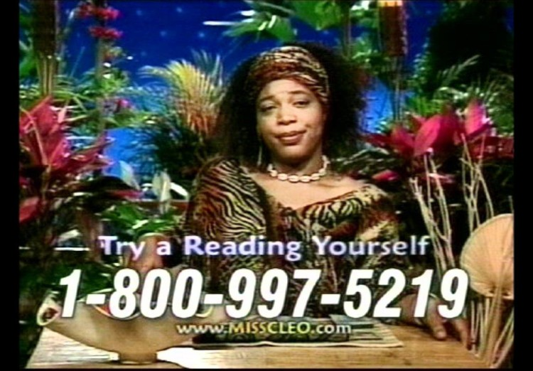 Celebrity deaths, Miss Cleo