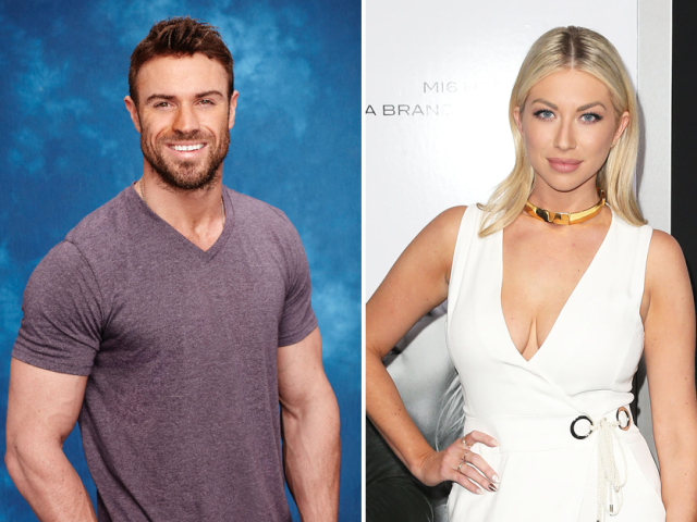 Chad Johnson and Stassi Schroeder
