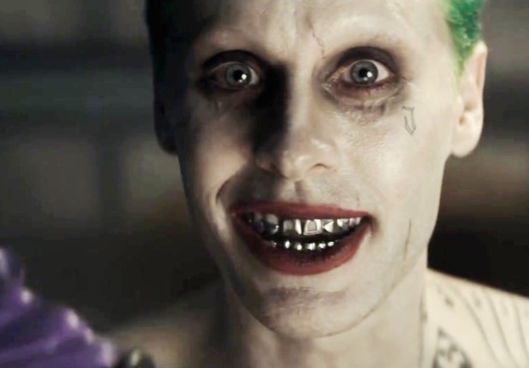 Characters played by different actors, Joker, Jared Leto