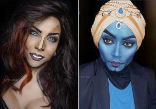 These Comic-Con Makeup Transformations Are Amazing (PHOTOS)