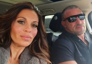 New 'RHONJ' Star Dolores Catania's Ex-Husband's Drug Past Revealed!