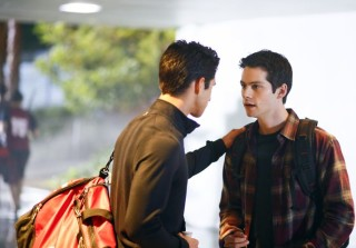 13 Cutest On-Set Photos from Teen Wolf's Final Season
