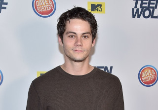 First Photo of Dylan O'Brien After Near-Death 'Maze Runner' Accident