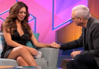 "Farrah Abraham Responds to Dr. Drew Wanting to ""Strangle"" Her"