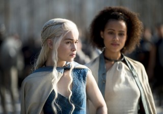 Game of Thrones' Nathalie Emmanuel: Dany & Missandei Won't Hook Up
