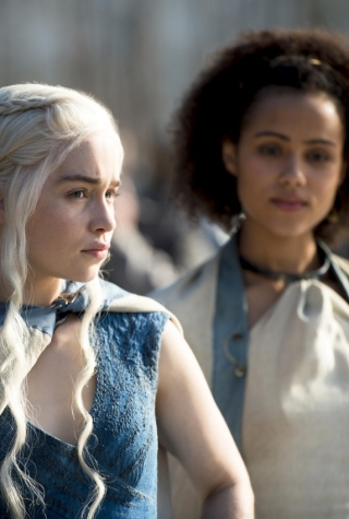 Game of Thrones, Daenerys, Missandei
