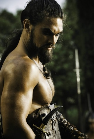 Game of Thrones, Khal Drogo, Jason Momoa
