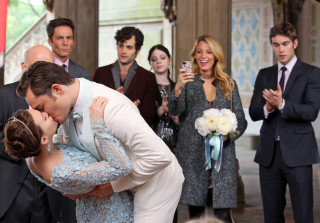 Blake Lively Spills On a 'Gossip Girl' Reunion