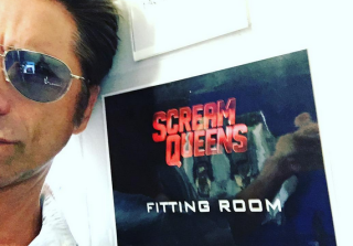 John Stamos and Glen Powell Going Nude For 'Scream Queens' Season 2