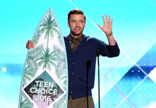 Justin Timberlake Condemns Racism With Teen Choice Awards 2016 Speech