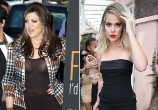 See Khloe Kardashian\'s Dramatic Weight Loss Through the Years (PHOTOS)