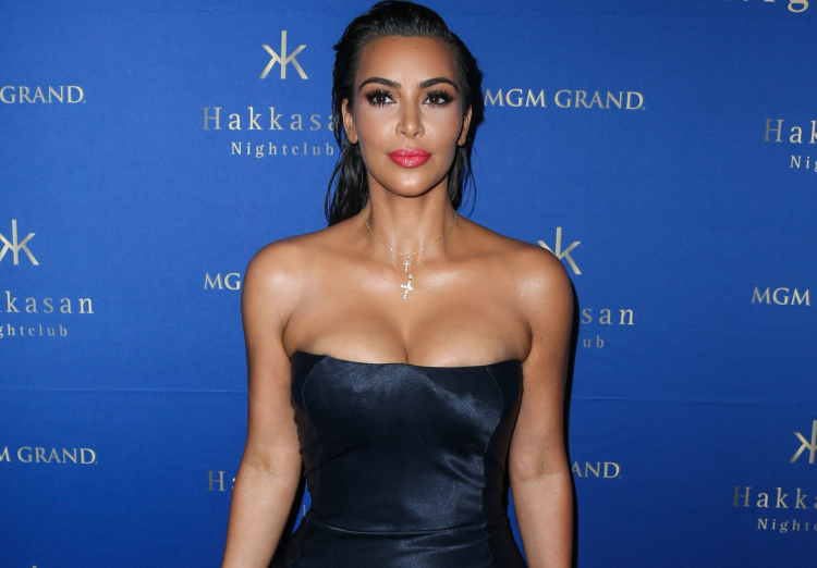 Kim Kardashian West Hosts Hakkasan Las Vegas at MGM Grand