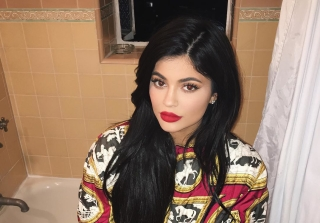 Kylie Jenner's Lip Line Under Fire From Unhappy Customers
