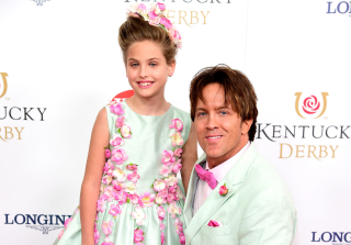 Larry Birkhead Gives Peek Into Life With Daughter Dannielynn (VIDEO)