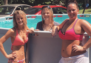 Leah Messer Addresses Bikini Photo Skinny-Shaming