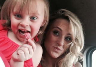 Leah Messer Posts Video Driving With Daughter in Backseat  — Again