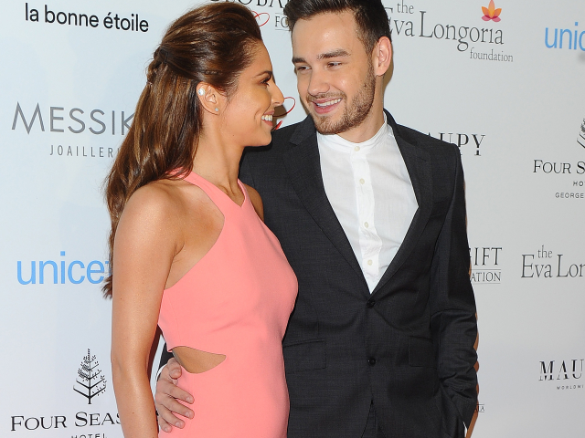 Cheryl and Liam Payne's Red Carpet Debut at the Global Gift Gala in Paris