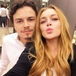 "Lindsay Lohan Accuses Boyfriend of Cheating, Says She's ""Pregnant"""