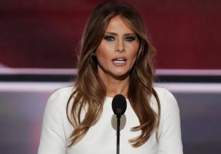 Melania Trump Accused of Plagiarizing Michelle Obama's 2008 Speech (VIDEO)