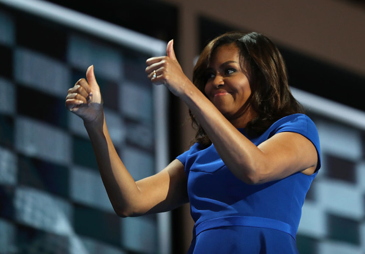 Michelle Obama quotes, Democratic National Convention