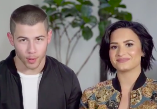 Demi Lovato & Nick Jonas Surprise Pulse Club Employees With Concert