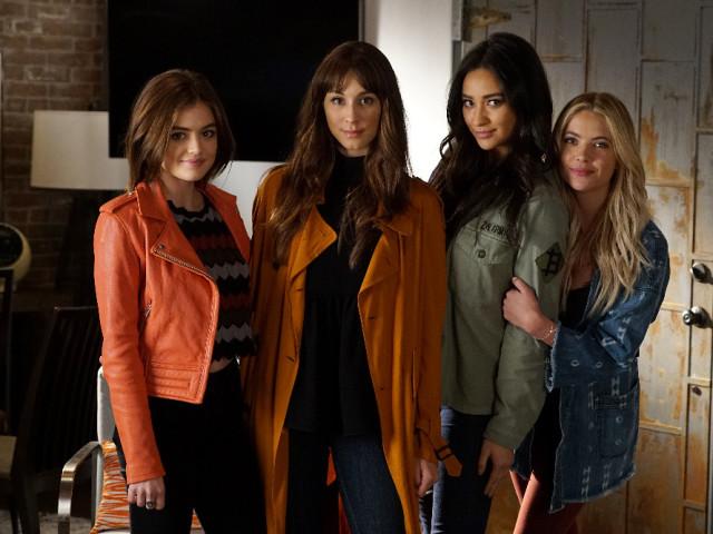 pll season 7 cast