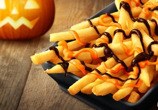11 Fast Food Novelties, Like the Pumpkin Spice Fries at McDonald's (PHOTOS)