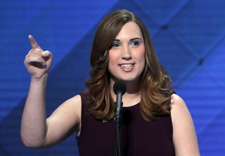 Sarah McBride Becomes First Trans Speaker at a Major Party Convention