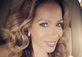 RHOA's Sheree Whitfield Hit With Yet Another Tax Lien