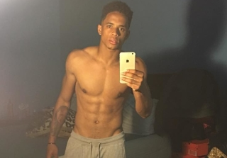 Snoop Dog's Son Cordell Broadus Masters the Thirst Trap With Bulge Photo