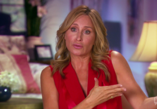 Sonja Morgan Admits to Affair with Luann de Lesseps's Fiancé on 'RHONY'