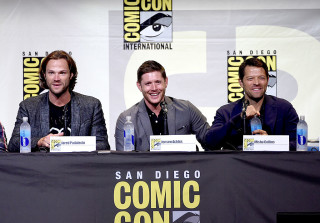 Couple Gets Engaged at 'Supernatural' SDCC Panel, Rock Star Joins Cast