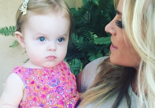 Tamra Judge Clarifies Granddaughter Ava Ryan\'s Health Status (VIDEO)