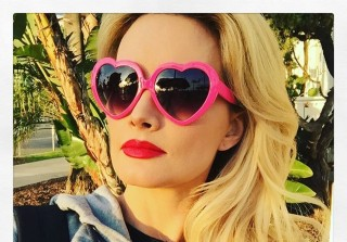 Holly Madison Looks Ready to Pop as She Steps Out in Los Angeles (PHOTOS)