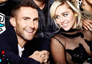 Adam Levine & Miley Cyrus Are Feuding on 'The Voice' — Report