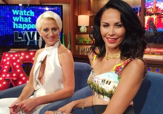 """RHONY's"" Dorinda Medley Is Supporting Jules Wainstein Through Divorce"