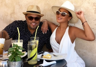 Adrienne Bailon Is Engaged to Boyfriend Israel Houghton (PHOTOS)