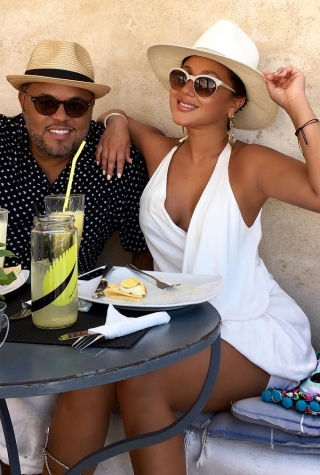 adrienne bailon engaged