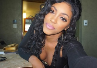 'RHOA' Star Porsha Williams Back to Work After Health Scare