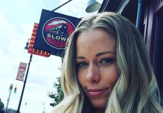Kendra Wilkinson Shares First Botox Experience on Snapchat (PHOTOS)