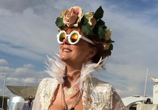 10 Celebrities You Could See at 2016 Burning Man (PHOTOS)