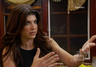 Teresa Giudice Storms Off After Massive Fight With Jacqueline Laurita