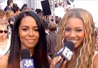 Beyonce Shares Aaliyah Throwback on 15th Anniversary of Her Death (VIDEO)