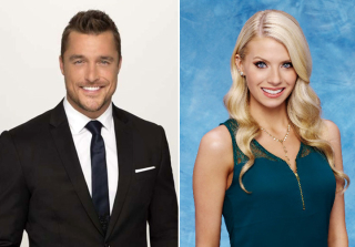 "Bachelor Chris Soules Cozies Up to ""Twin"" Haley Ferguson"
