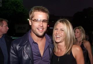 Brad Pitt & Jennifer Aniston Were The Perfect Couple (PHOTOS)