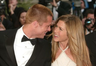 Jennifer Aniston Thinks Brad Pitt's Divorce From Angelina Jolie Is Karma