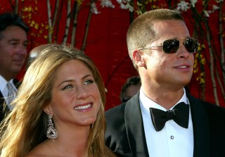 Jennifer Aniston & Brad Pitt Had a Secret Meeting Before Brangelina Split — Report
