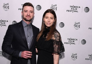Justin Timberlake & Jessica Biel Host Star-Studded Lunch For Hillary Clinton