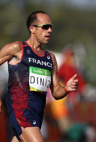 Yohann Diniz Rio Olympics