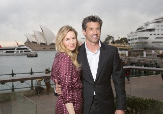 Renée Zellweger and Patrick Dempsey Hit Back at the Scrutiny She Faces